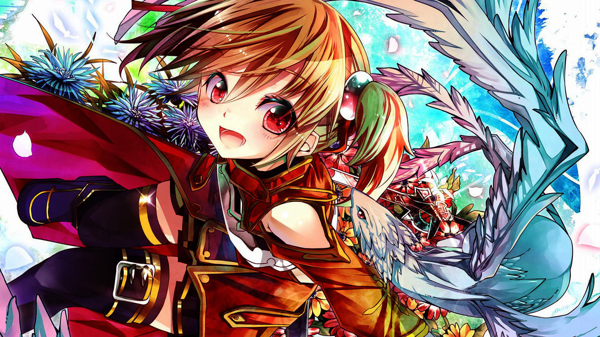 Silica wallpaper with slight color change by MoonPete on ...