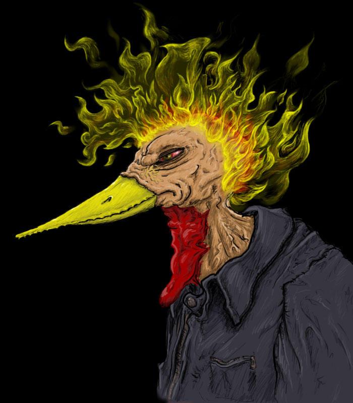 Bad Bird +color