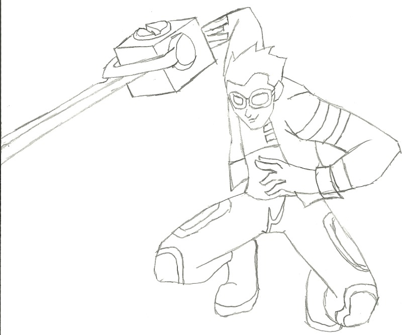 Line Drawing Generator : Generator rex lines by techthenoob on deviantart