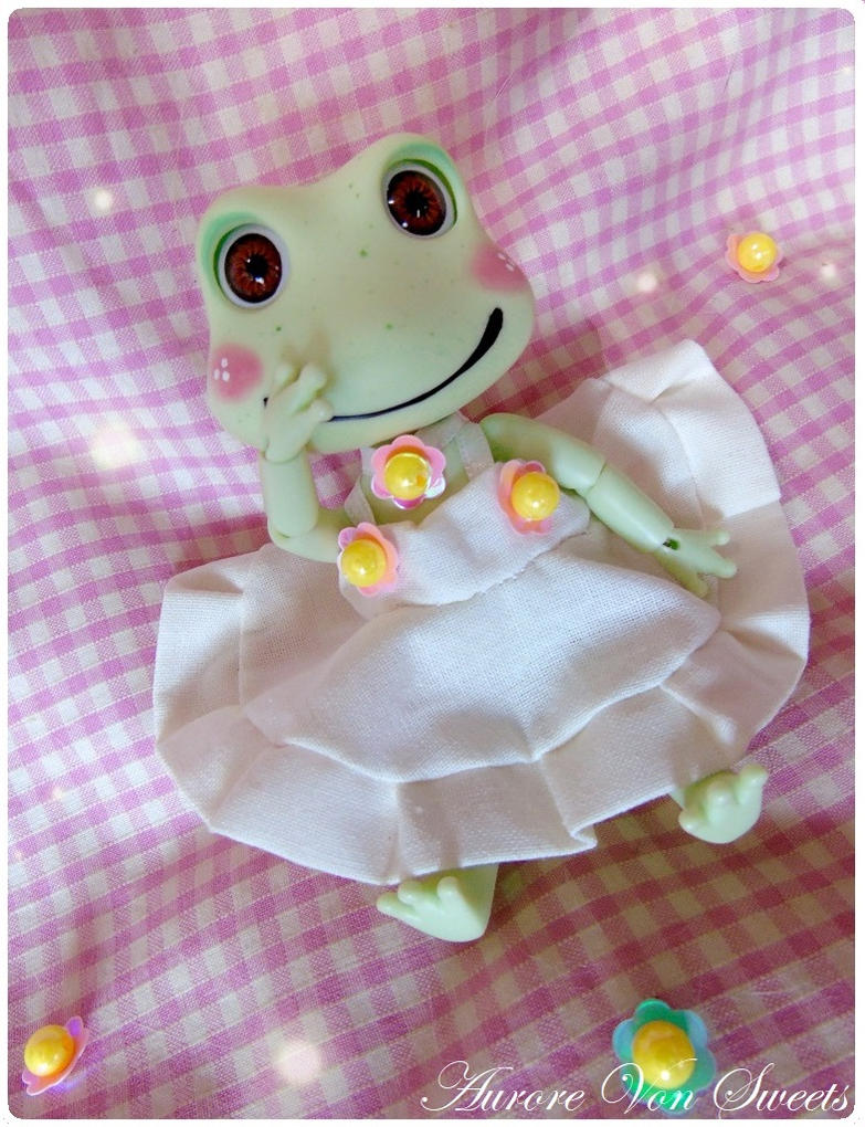 ♥ L'atelier d'Aurore Von Sweets ♥ La galerie couture Petite_robe_pour_doll_family_frog_by_aurorevonsweets-dck7yyy