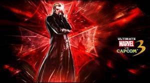 Ultimate marvel vs capcom 3 Wesker Wallpaper