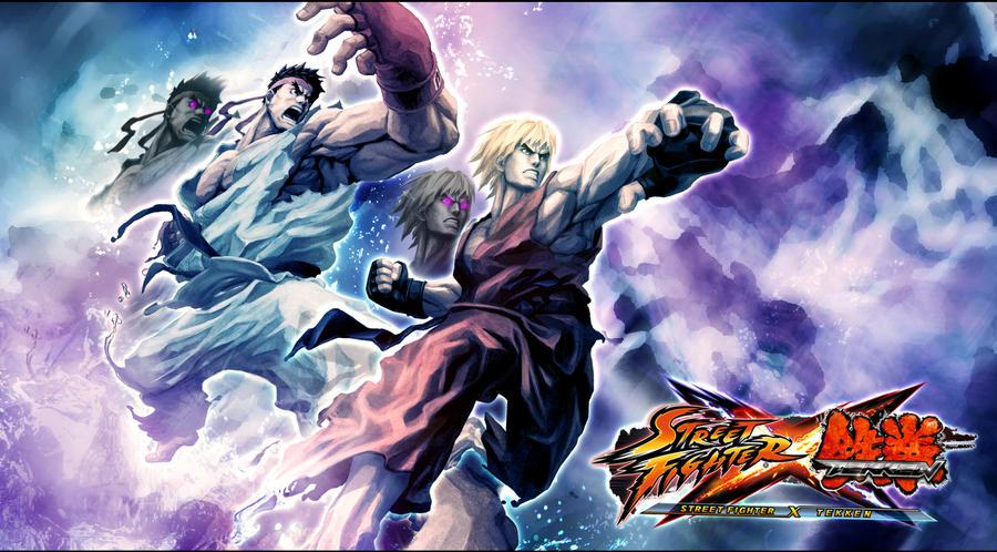 Street Fighter X Tekken The Strongest Rivals By KaboXx