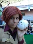 Romano and MochiSpain by Acilegna27