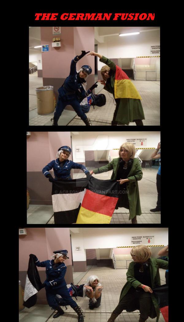 German Fusion by Acilegna27