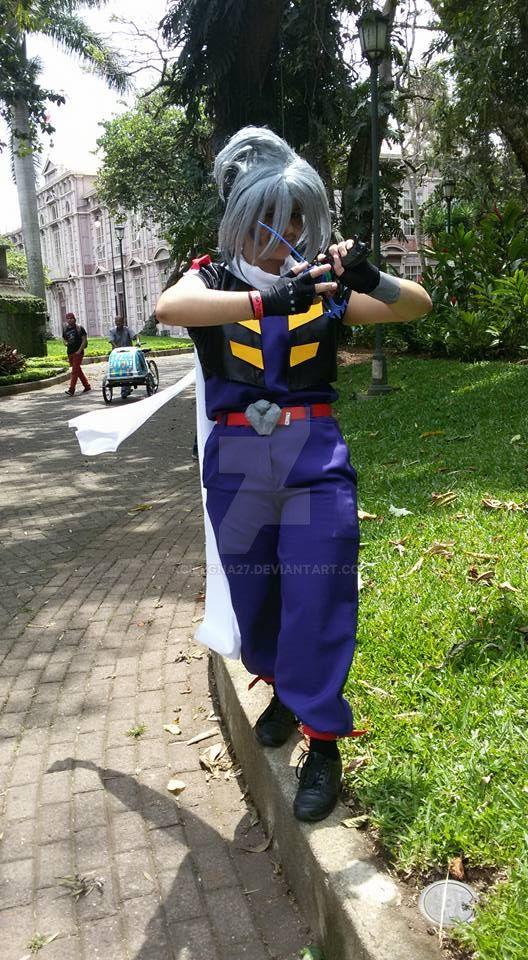 Kai Hiwatari_Ready, Let it Rip! by Acilegna27