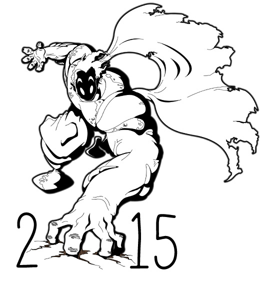 MadHed 2015 by ComicFiction