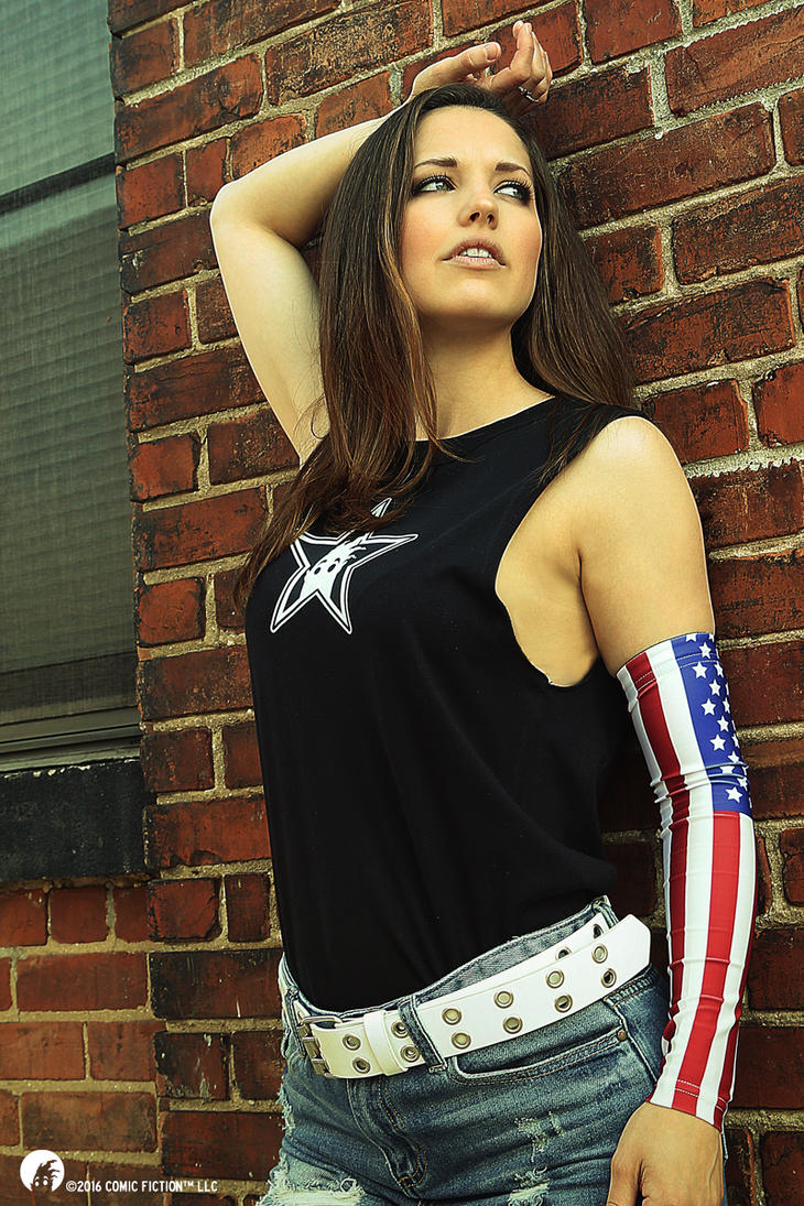 Happy 4th of July 2016 One by ComicFiction