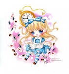[Chibi] Alice in Wonderland