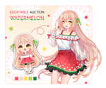 [CLOSED] Adoptable Auction_Watermelon