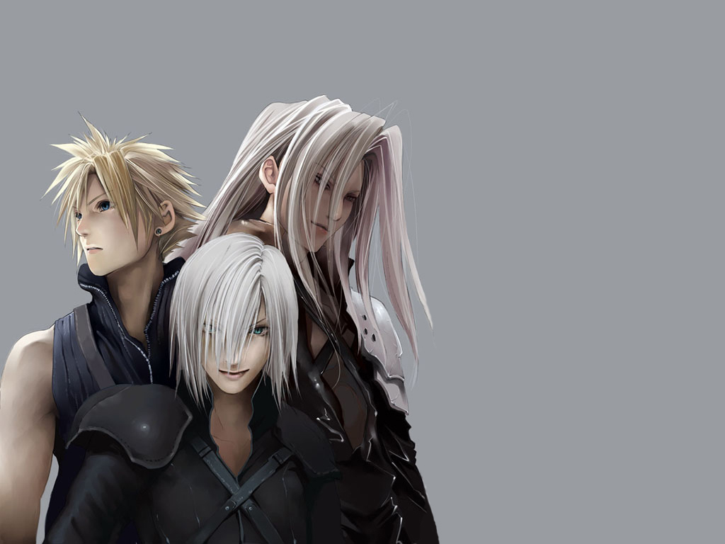 final fantasy vii: advent childrengamerguy094 on deviantart