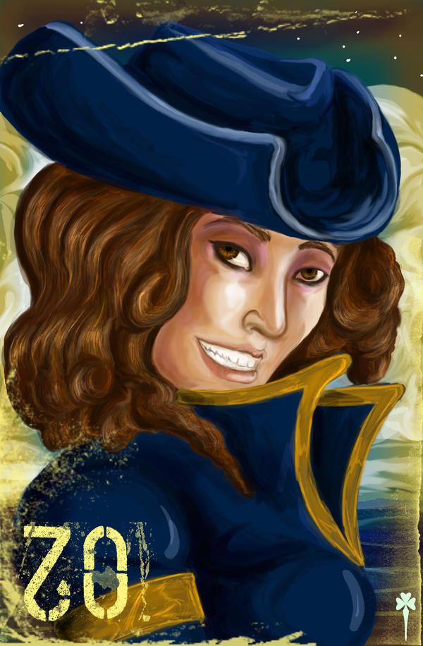 Jessy Captain by Dame-Cruz