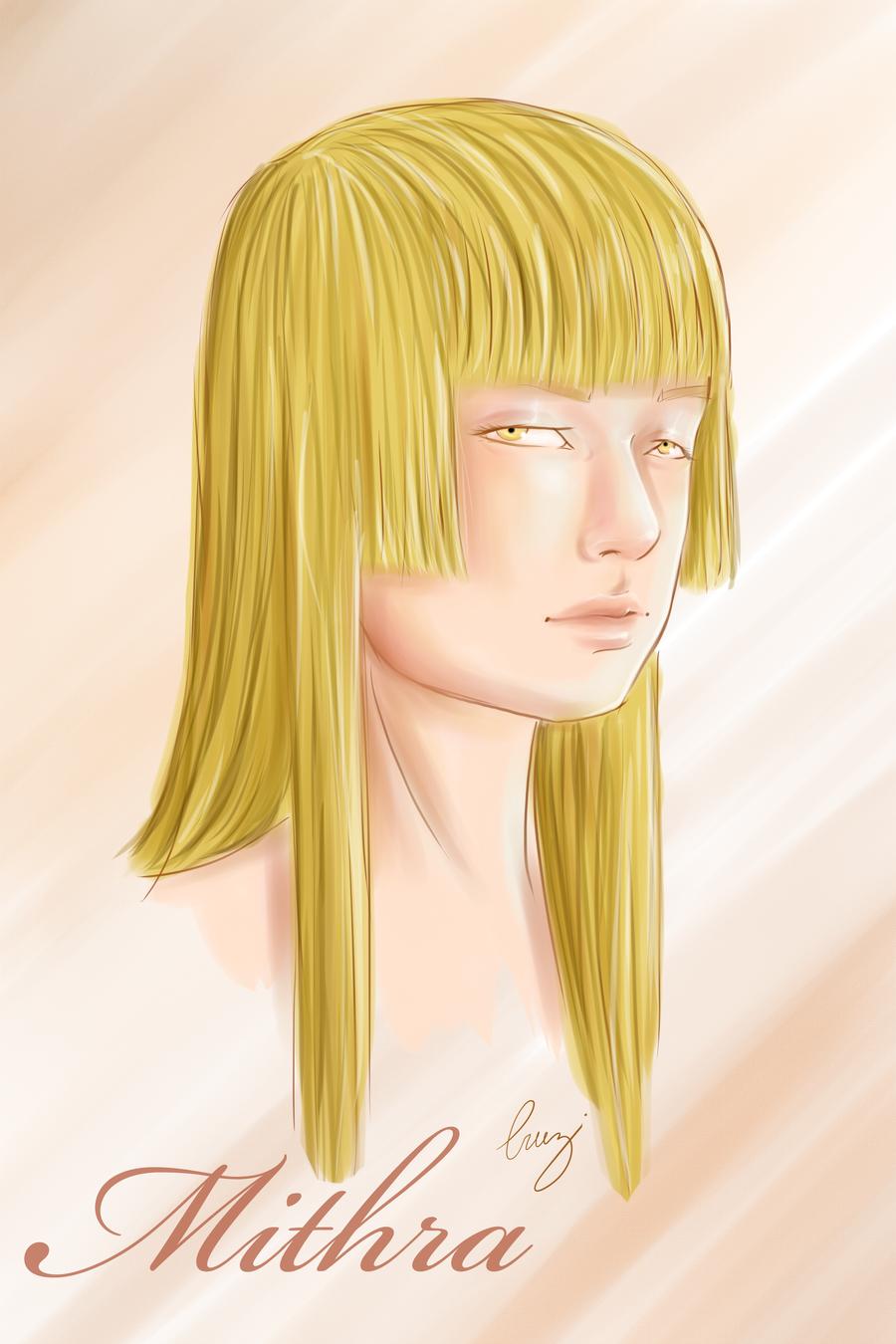 Mithra by Dame-Cruz