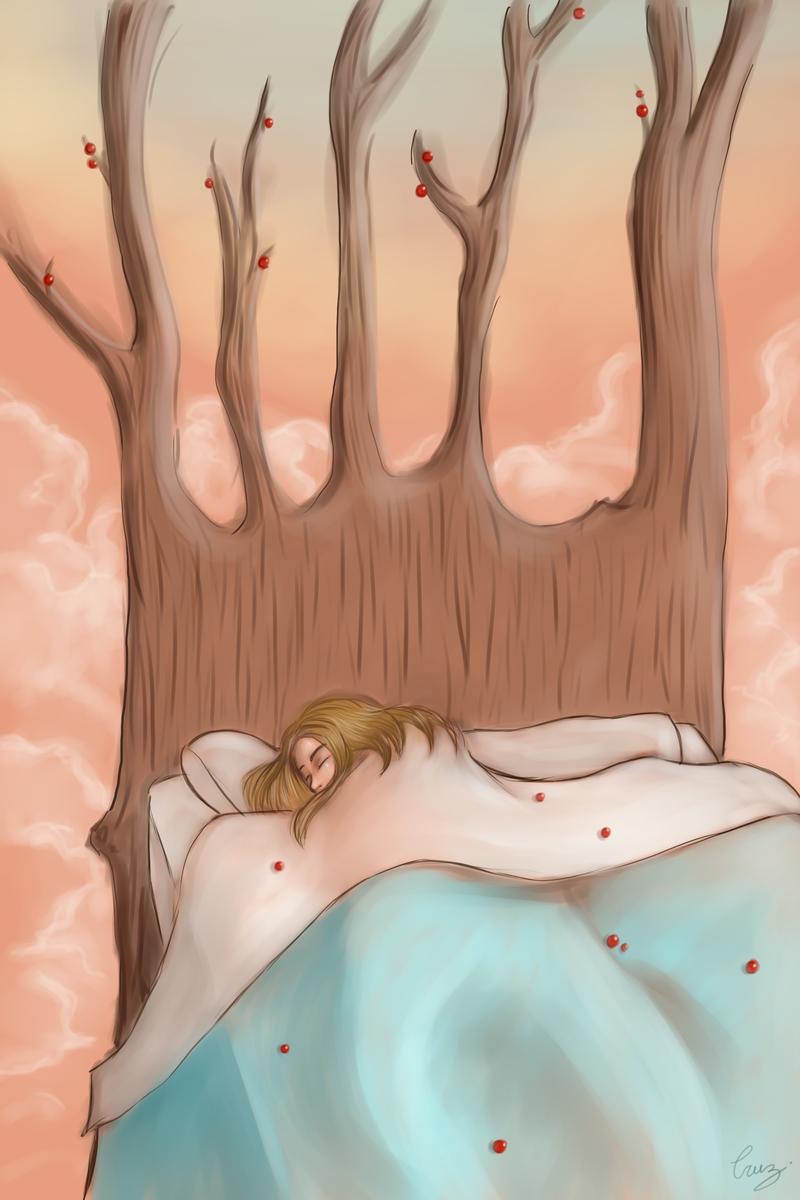 Bed ZzzzZzz by Dame-Cruz