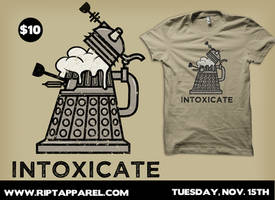 INTOXICATE by Bamboota