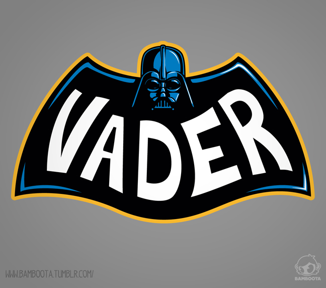Vader by Bamboota