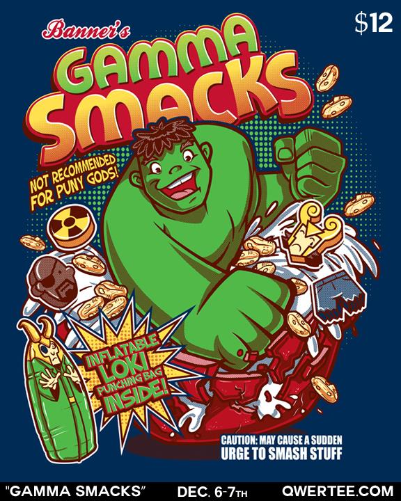 Gamma Smacks by Bamboota