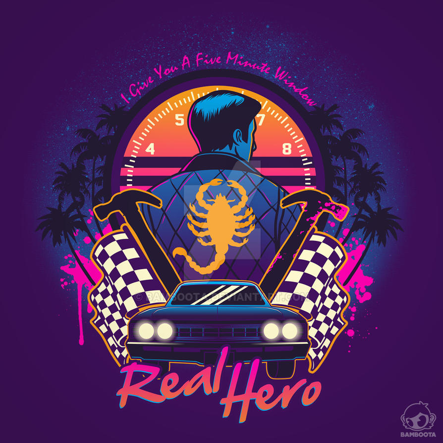 REAL HERO by Bamboota