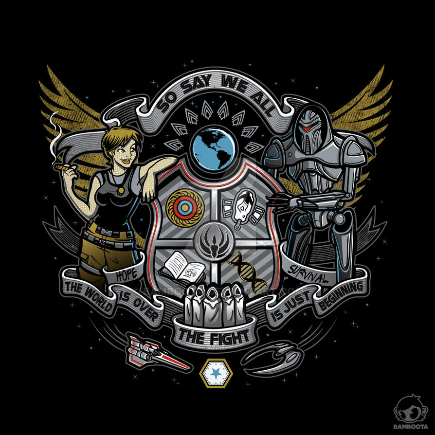 Battle Crest by Bamboota