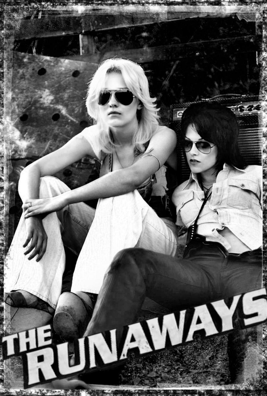 The Runaways Poster by masochisticlove on DeviantArt