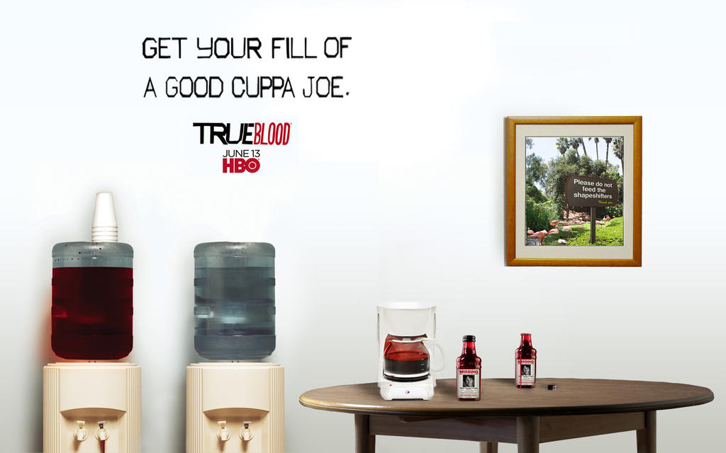 True Blood S3 Promo W.P by masochisticlove