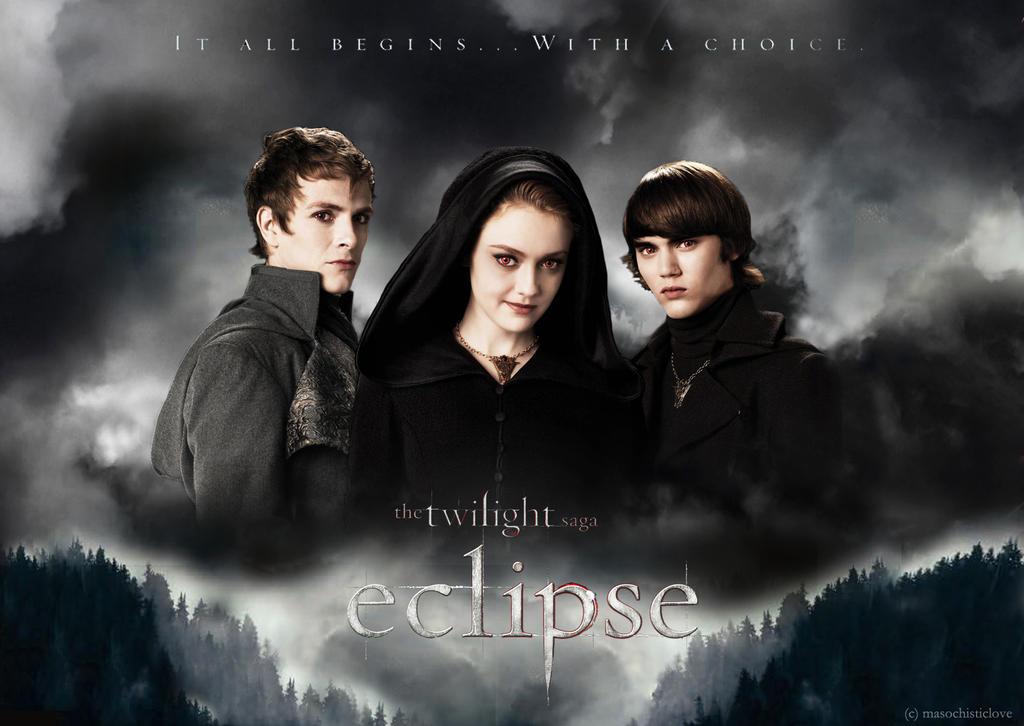 Eclipse - Volturi by masochisticlove