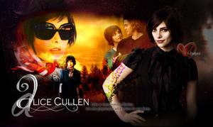 Alice Cullen Wallpaper by masochisticlove