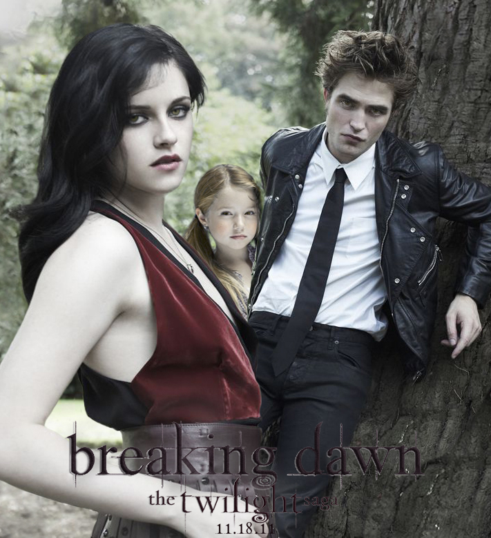 Breaking Dawn Poster by masochisticlove