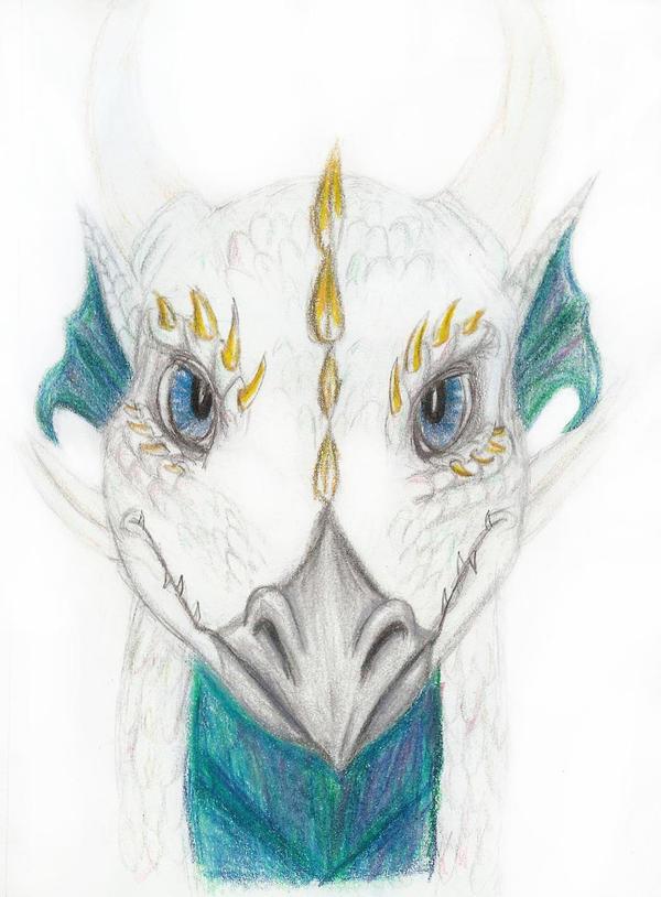 Magique's Portrait by Dani-Claw