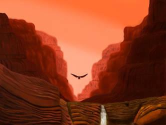 Canyon by Bl4cksm1th