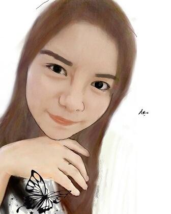 girl by ReyMappy
