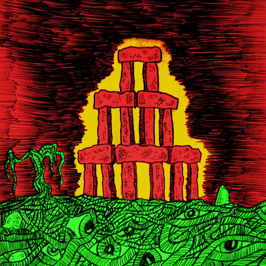 Monolith by Rotemavid