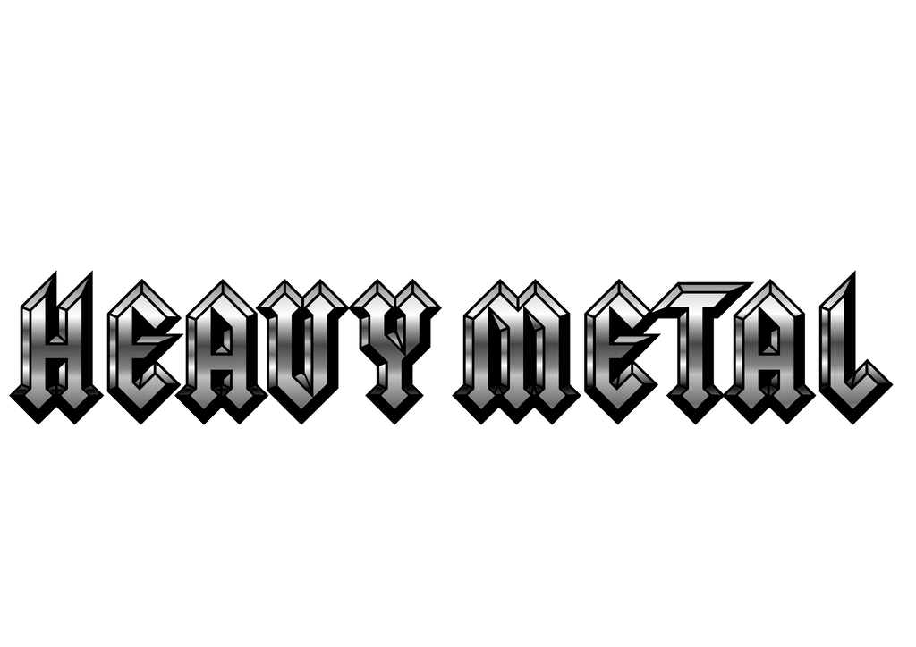 Heavy Metal Logo