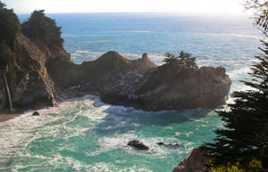 View from Big Sur 7 by Datasmurf