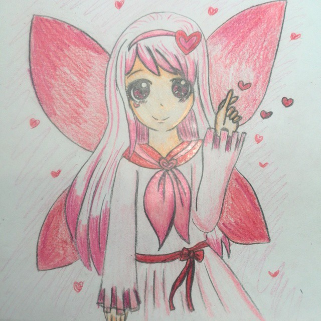 Love fairy by ziedee