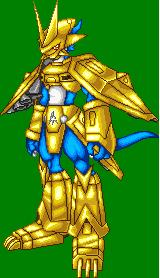 Image result for magnamon sprite gif