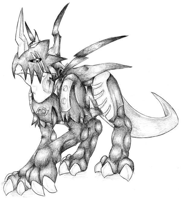 Armour Shinkers - Lighdramon by Garmmon on DeviantArt