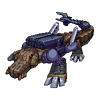 Deckerdramon DWDS-style sprite by Garmmon