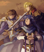 more fire emblem by Garmmon