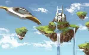 Kingdom of Zeal by Garmmon