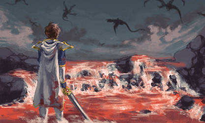 River of Thracia by Garmmon