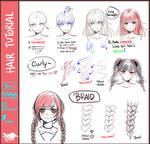 Hair Tutorial | by smawl