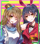 Alice and Bunneh