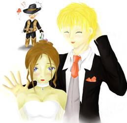 The third wedding by Sunlight-Angel
