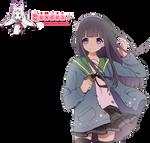 [ Render ] Anime Girl