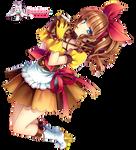 [ Render ] Yukiko-tan ( Coffee ) #7