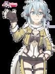 [ Render ] Sinon - Sword Art Online II