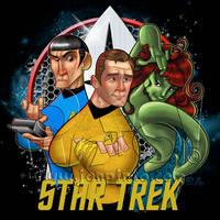 Star Trek TOS by jonpinto