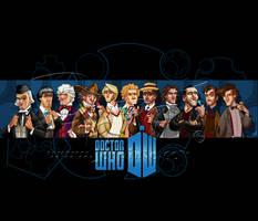 Eleven Doctors Line up