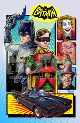 Batman and Robin: 1966