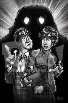 Doctor Who and Jamie